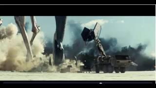 Trận chiến giữa quái vật ngoài hành tinh và con người