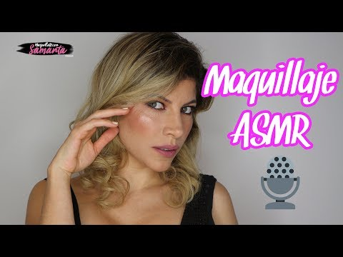 Xxx Mp4 MAQUILLAJE ASMR NO 2 Maquillate Con Samanta 3gp Sex