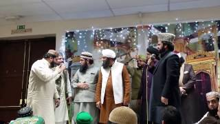 Hafiz Karim Sultan Siddiqui - Mehfil e Wajdan in Jamia masjid Hounslow on 31 Dec 2016