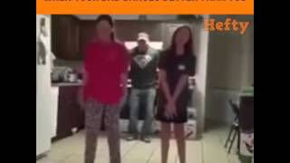 Dad dance than you. (Daddy Twerking)