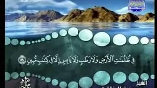 سورة الأنعام كاملة للشيخ محمد صديق المنشاوي ترتيل من قناة المجد للقرآن
