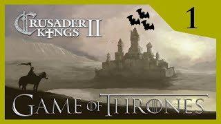 Crusader Kings II Game of Thrones - Whent of Harrenhal #1 - Robert