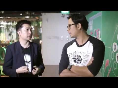 Identitas Brand – Tokopedia - Semangat Bambu Runcing