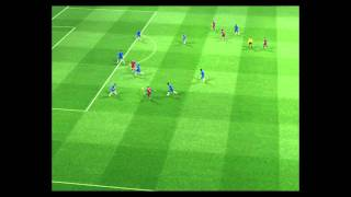 PES2011 new gameplay patch by Jenkey1002 ver0.7 work in progress - COM goal