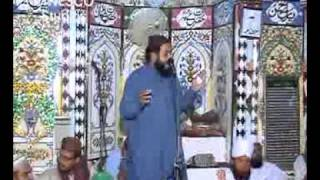 Khalid hasnain Khalid At His Best In AzizAbad. Rwp RUBAIYAT.flv