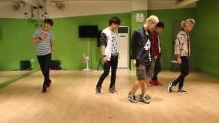 NU'EST 'Introduce Me To Your Noona' mirrored Dance Practice