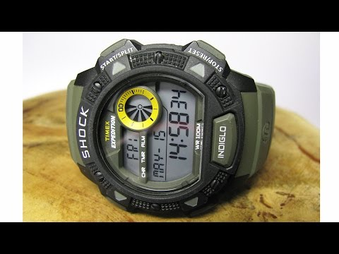 Timex T49975 Expedition Shock Watch