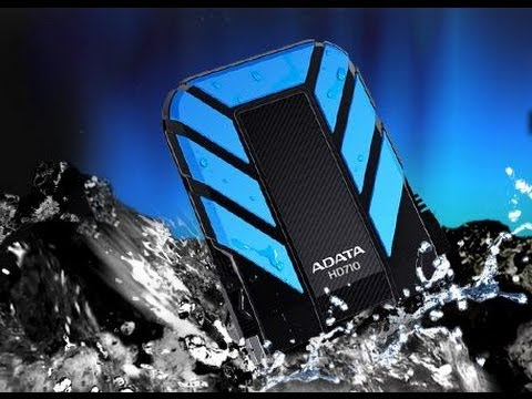 ADATA DashDrive Durable HD710 Review - TheTechSource.Tv