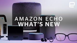 Amazon's new Echo devices are taking on Apple's AirPods and HomePod