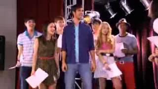 Violetta  tutti cantano Ven y Canta Ultima prova (Ep.79)