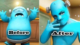 Funny Animated Cartoon | Spookiz | Frankie