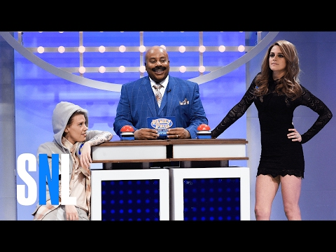 Celebrity Family Feud Super Bowl Edition SNL