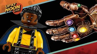 The Infinity Gauntlet and Solo