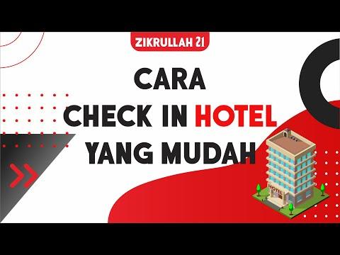 HAL-HAL YANG PERLU DIKETAHUI KETIKA CHECK IN HOTEL