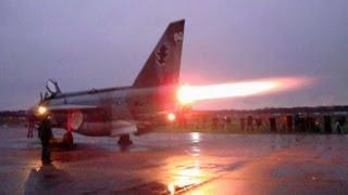 Pure Jet Engine Afterburner Sound