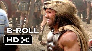Hercules B-ROLL (2014) - Dwayne Johnson, Ian McShane Mythology Movie HD