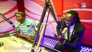 Top Kenyan Gospel Dj, Dj Sadic, on Hot 96