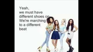 Little Mix - A Different Beat Lyrics