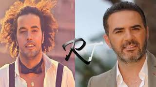 اغنية هعيش وانساك  ( وائل جسار & عبدالفتاح الجريني )..جديد ../2018/حصريا /حزينه جدا ..