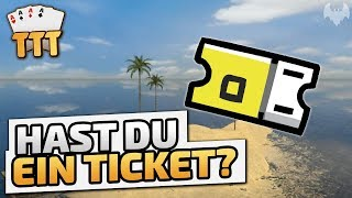 Hast du ein Ticket? - ♠ Trouble in Terrorist Town Fate #1314 ♠ - Dhalucard