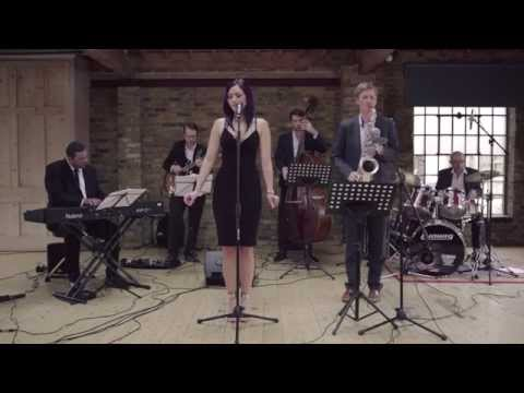 Wedding Jazz Band Hire - The Swingin' Times performs