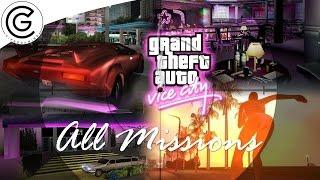 GTA Vice City All Missions FULL HD
