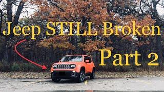 Jeep Renegade Repair Update