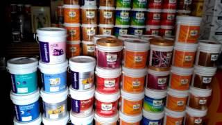 Asian paint's & Berger paints shooroom