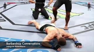 Conor McGregor KO ins Sparring according 2 Jesse Vargas!