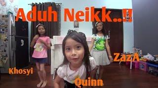 Neona Naura - Aduh Nek' - Cover by Quinn,Khoshy & Zaza
