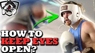 How to Keep Your Eyes Open in a Fight: 3 Defensive Drills