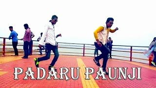 padaru paunji dj dance cover  by @amazingalok  and sankar@choreography@rupesh nanda