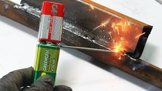 2 IDEAS WITH WELDING