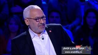 حوار الشيخ راشد الغنوشي في برنامج لمن يجرؤ فقط