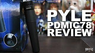 Pyle-Pro PDMIC78 Review / Test