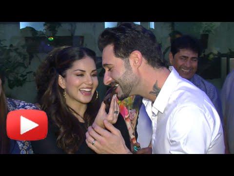 Xxx Mp4 Sunny Leone Daniel Weber Celebrate Wedding Anniversary Ek Paheli Leela Screening 3gp Sex
