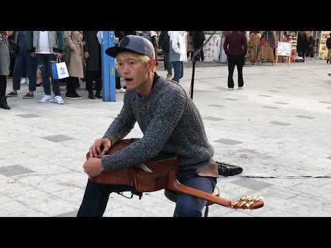 기타리스트 정선호 미션임파서블 mission impossible 홍대버스킹