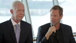 """The Unforgettable Miracle On The Hudson: Eastwood, Hanks, Sullenberger, Eckhart On """"Sully"""