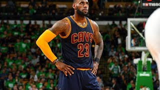 LeBron James' Best Play Each Year of His Playoff Appearances