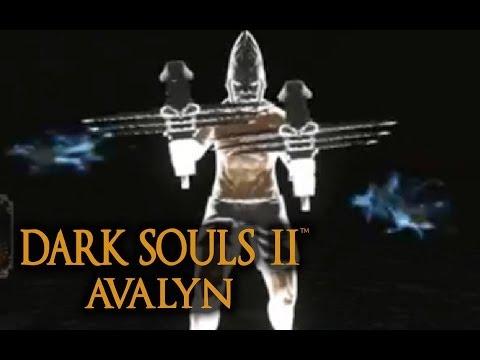 Dark Souls 2 Dual Avelyn Tutorial (dual wielding w/ power stance)