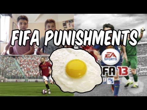 FIFA 13 - FIFA Punishments | 'EGGS' #1