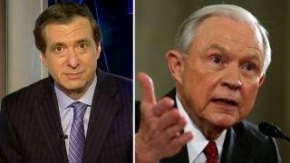 Kurtz: Calculated leaks boost Jeff Sessions