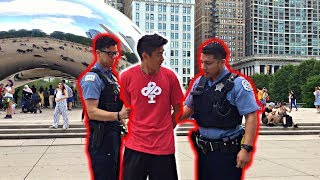 PRANKED BY COPS!