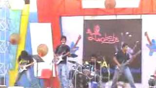 Horjwlai performing new kokborok song at NIT moksha