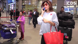 Shilpa Shetty OOPS Moment CAUGHT On Camera
