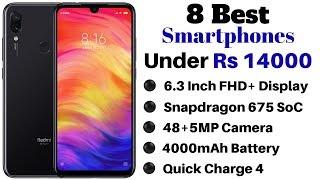 8 Best Smartphones Under Rs 14000 In India   March 2019