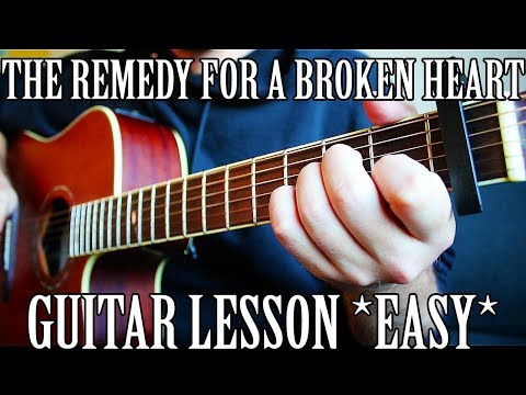 Xxx Mp4 How To Play The Remedy For A Broken Heart By XXXTentacion On Guitar FOR BEGINNERS 3gp Sex