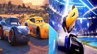 10 Escenas Eliminadas & Finales Alternativos de Cars 3 Que No Viste