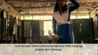 Adolescent school girls in rural Bangladesh on managing menstruation