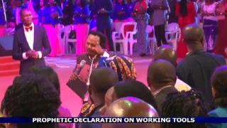 LIVE | PROPHETIC MOVE  | WITH BRO. JOSHUA IGINLA | 3/06/2018 | CHAMPIONS INT'L HQ, NIGERIA